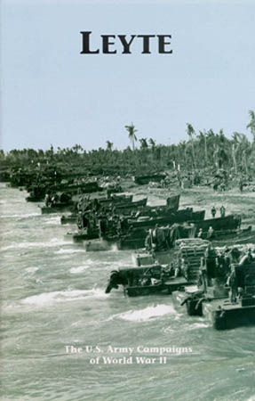 American invasion of Leyte