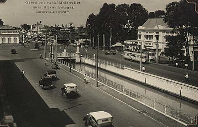 Batavia, pre-war