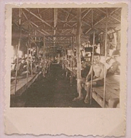 Example picture of an internment-camp.